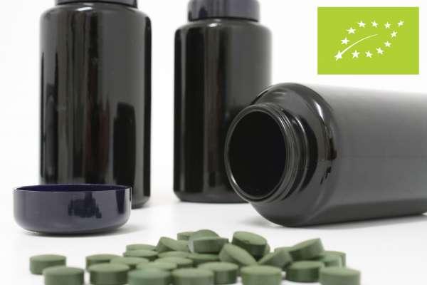 Spirulina BIO , 250 Tabletten 400mg